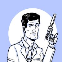 DSC Sterling Archer by LeSam