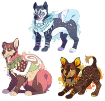 Canine Adopts [ CLOSED ] by Plumbeck