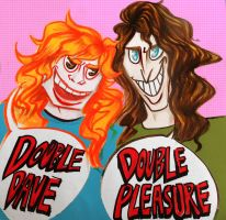 DOUBLE DAVE by Tempural