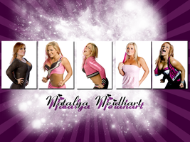 Natalya Neidhart by BuffaloBeast