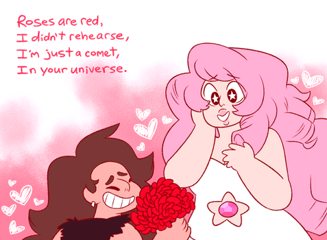 I'm Just Your Comet by relyon