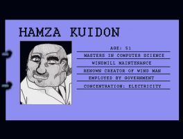 Hamza Kuidon by octobomb