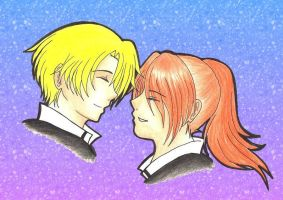 Scorpius And Lily Love by DarkAngel0267
