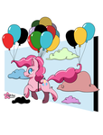 Up in a balloon. by CloudDG