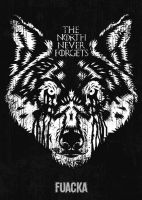 The North Never Forgets by Fuacka