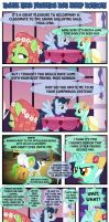 Make new friends but keep Bonbon! by INVISIBLEGUY-PONYMAN