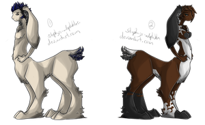 Rabbit-Taurs Two. +Closed+ by Stephys-Adoptables
