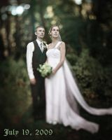 Cobblestone Wedding by NickSpiker