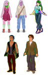 Dress up game thing by Atey