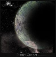 Planet Cooper by PSRADICH