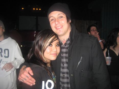 Me and Jacoby Shaddix1 by NeverShoutNeverLover