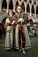 Venice Carnival 2009 - 1 by theMelodramaticFool