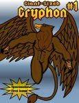 Omega Comics: Gryphon by 127thlegion