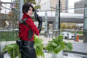 Ada Wong - Resident Evil 6 by Shinigami-X