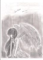 Fallen angel Claire by lovecandy95