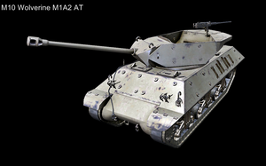 M10 Wolverine M1A2 AT by Hellomon100
