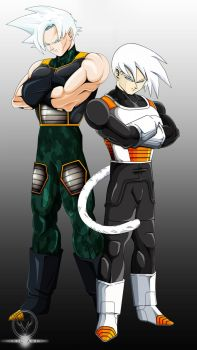 XERXES and GENESIS by ERIC-ARTS-inc