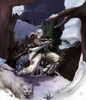 Hunt With The Wolfs by TIMISDEATH2ALL