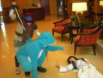 Nekocon14 - Shadow of the Shark? by ShinyDittoCosplay