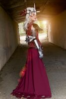 Flemeth, Dragon Age II by proppedupcreations
