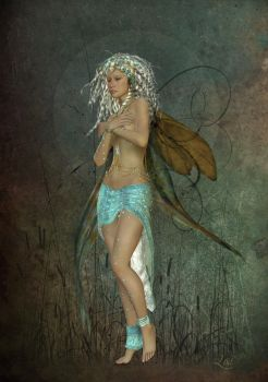 Faerie by louly