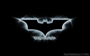 Batman Begins Wallpaper by amdev