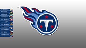 Tennessee Titans 2013 Schedule Wallpaper by SevenwithaT
