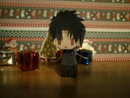 Merry X-mas and happy New Years_Arata Kangatari by MyLovelyBlueEyes