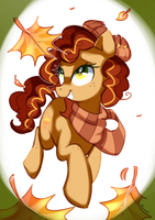 Autumn Aria by pepooni