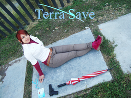 Terra Save member by VickyxRedfield