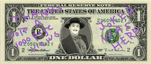 1000 page view joker by DrCropes