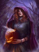 Happy Halloween! by IndianRose