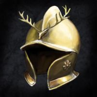 Antler Helmet by dashinvaine