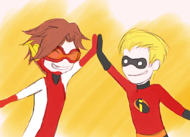 HIGH 5 by Minalice