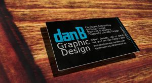 Personal Promotion by DanB-Graphic-and-Web