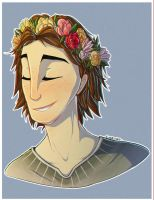 Pretty Flower Prince by Naheska