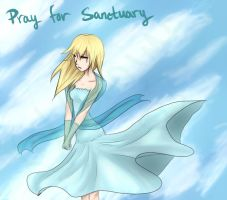 Namine - Pray for Sanctuary by Kairime