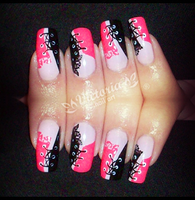 Nail art 149 by ChocolateBlood