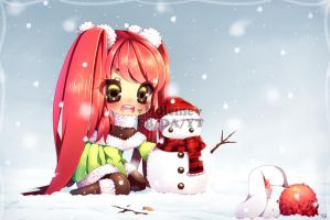 .:Merry Christmas 2015:. by Mdleine