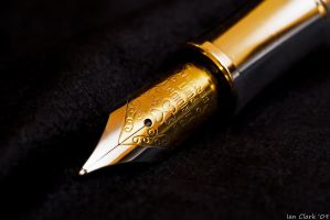 Macro Fountain Pen by DPSparhawk