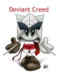 Deviant Creed by MarceloDZN