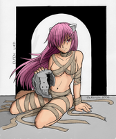 Elfen Lied by gallows70