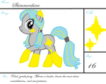 Shimmershine Application by MLPhistorian