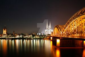 Cologne Cathedral by zeischold