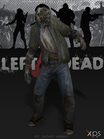 Smoker - Left 4 Dead by JhonyHebert