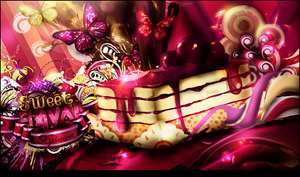 Sweet Flavor Xplosion by NaimGFX
