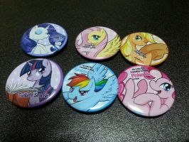 [MLP] Button by yoonny92