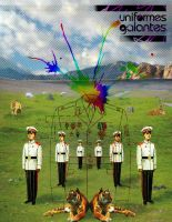 Gallant Uniforms by Changoritmo