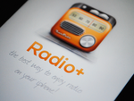 Radio App Splash Screen by borislav-dakov