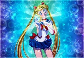 Sailor Moon by foogie